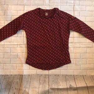 Girls Long sleeve shirt
